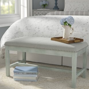 Lark Manor Fosse Upholstered Bench