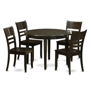 Boston 5 Piece Dining Set