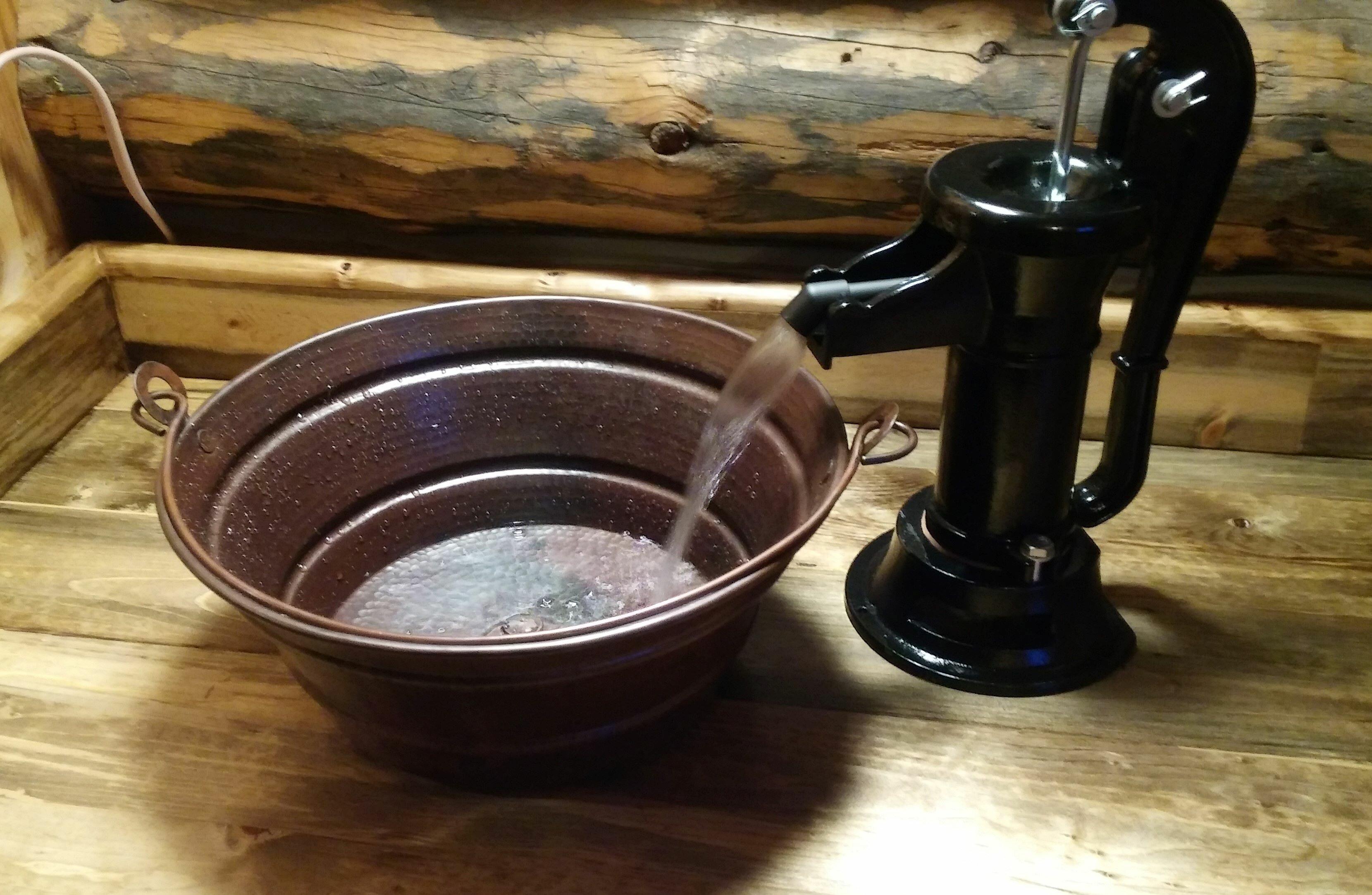 Metal Circular Vessel Bathroom Sink