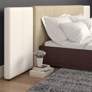 Fabiana Contemporary Upholstered Panel Headboard