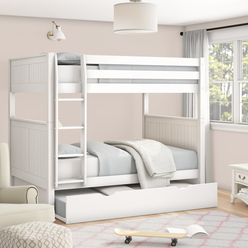 Viv Rae Amani Full Over Full Bunk Bed With Trundle