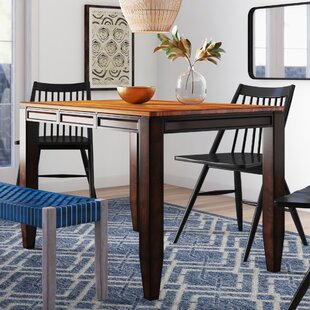 Hidalgo Counter Height Solid Wood Dining Table
