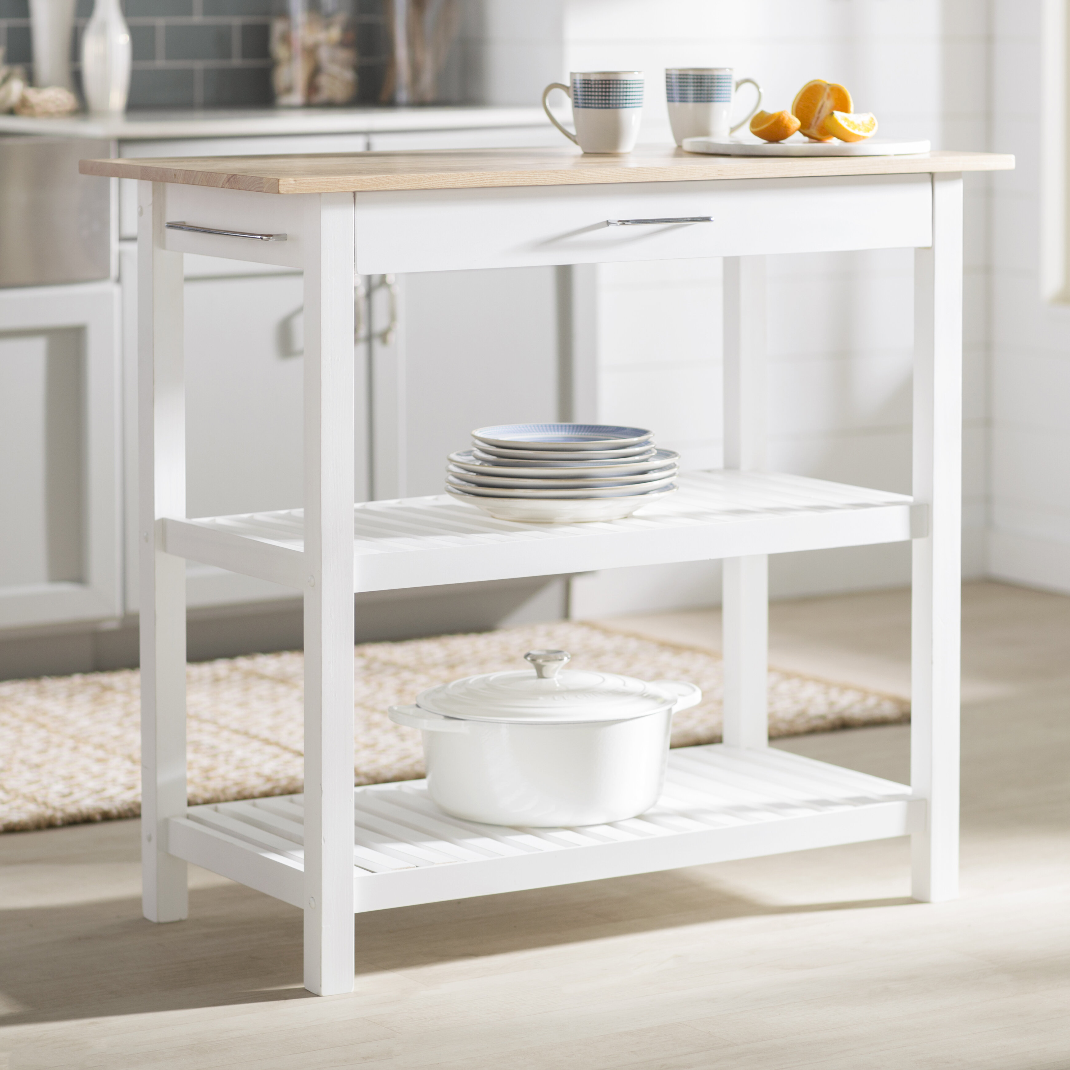 Kitchen Island As Dining Table | Kitchen Island Dining Table Wayfair