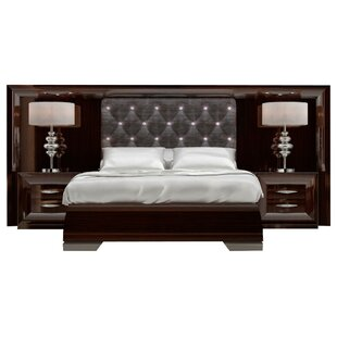 Dunsmore Special Headboard Platform 4 Piece Bedroom Set by Canora Grey