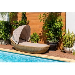 Kieron Garden Daybed With Cushions By Sol 72 Outdoor