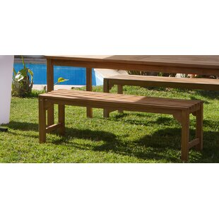 Teak Bench By Sol 72 Outdoor