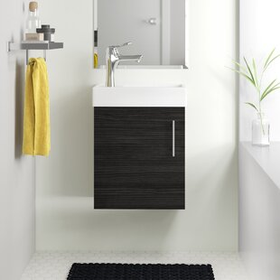 Tousignant 405mm Wall Mount Vanity Unit By 17 Stories