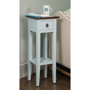 Frederica End Table with Storage