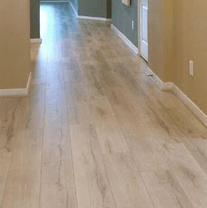 Gray Laminate Wood Flooring Wayfair