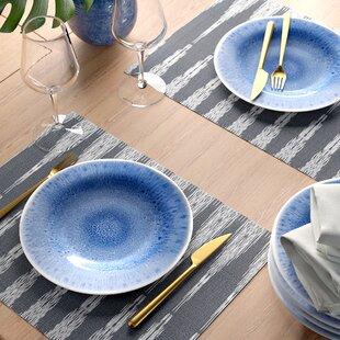 Deanery Glaze Melamine Dinner Plate (Set of 6)