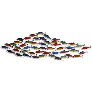 School Of Fish Wall Décor