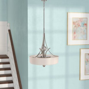 Willa Arlo Interiors Gace 3-Light Pendant