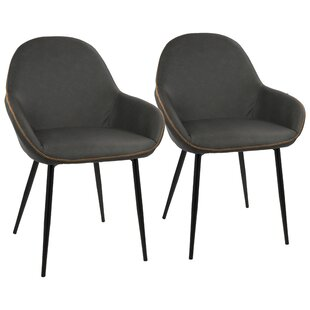 Mercury Row Rylee Upholstered Dining Chair (Set of 2)