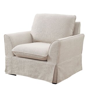 Fanelli Transitional Armchair by Winston Porter