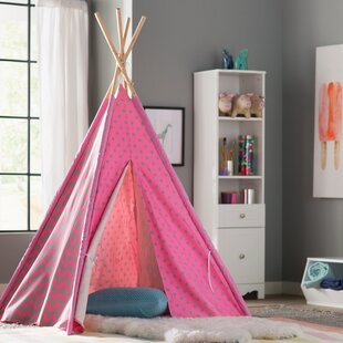 Kadin Chevron u0026 Dots Kid Play Teepee & Play Tents u0026 Teepees