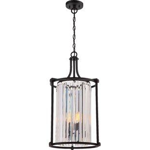 Mercury Row Bunton 4-Light Lantern Pendant