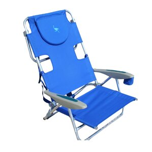 Elegant On Your Back Backpack Beach Chair
