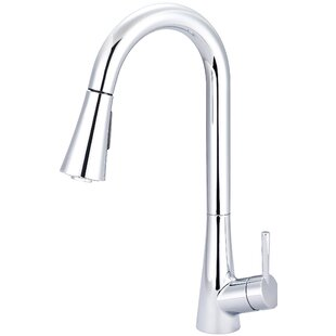 Olympia Faucets Single Handle Kitchen Faucet
