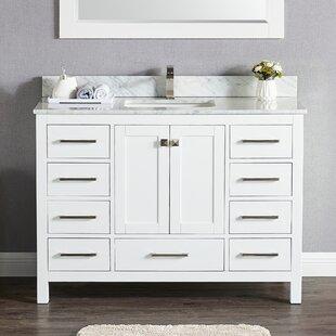 Exquisite Home 48 Single Bathroom Vanity Set