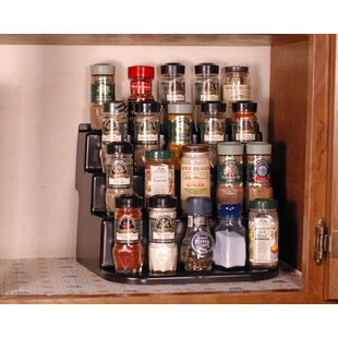 FunDisplay Straight Step Kitchen Shelving Rack