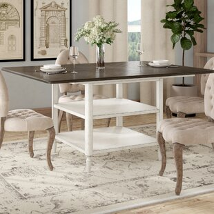 Baleine Counter Height Extendable Dining Table