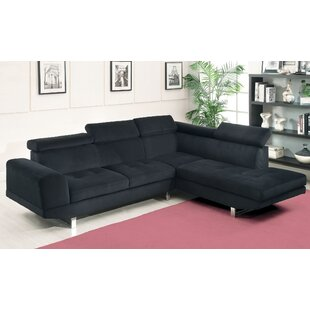 Rittonea Reclining Sectional by Hokku Designs Wonderful