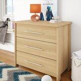 Rasalhague 3 Drawer Dresser by Mack & Milo™