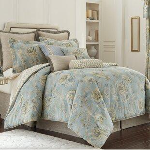 Odessa 4 Piece Reversible Comforter Set