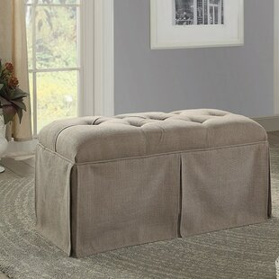 Alcott Hill Beaulieu Tufted Fabric Uphols..