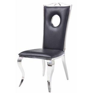 Stevan Upholstered Dining Chair (Set of 2..