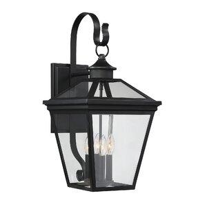 Coleg 4-Light Outdoor Wall Lantern