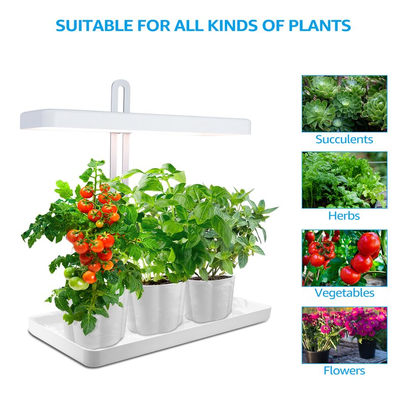 Kit Herb And Kitchen Garden Grow Light