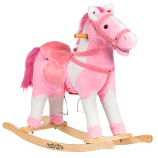 Shop For Tulip Rocking Horse By Rockin' Rider