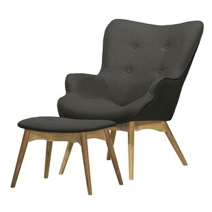 Blomster Armchair And Footstool By Selsey Living