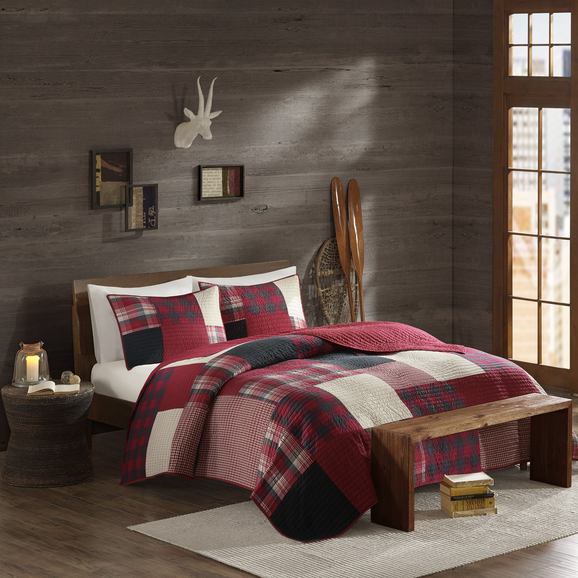 Cabin Rustic Bedding Sets You Ll Love In 2021 Wayfair