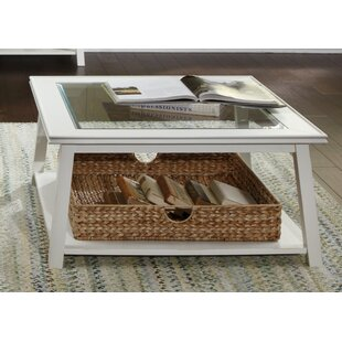 Beachcrest Home Meagan Coffee Table