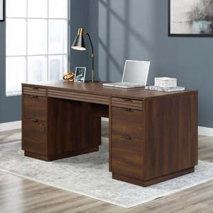 Executive Rustic Desks You Ll Love In 2021 Wayfair