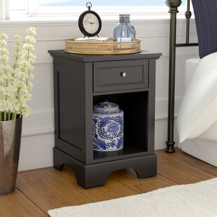 Thome 1 Drawer Nightstand