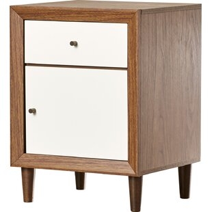 Sunset 1 Drawer Nightstand