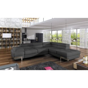 Orren Ellis Adira Sleeper Sectional