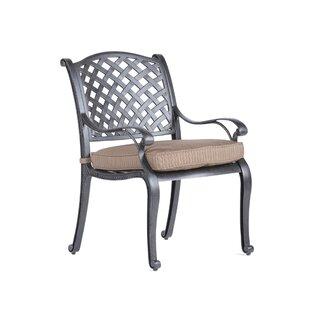 Three Posts Lehmann Dining Arm Chair