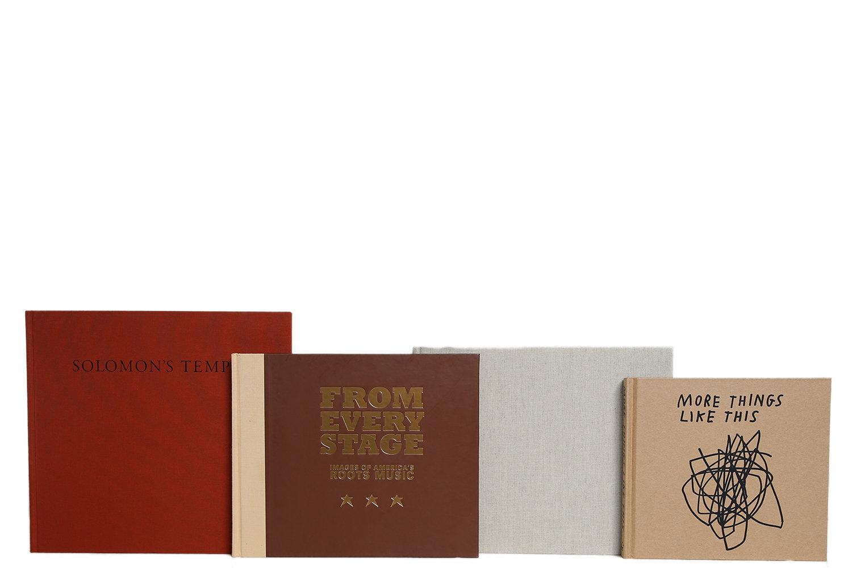 Booth Williams 4 Piece Coffee Table Santa Fe Colorstak Authentic Decorative Book Set Wayfair