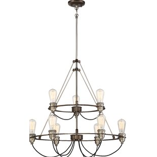 Check Prices Holden 9-Light Chandelier By 17 Stories