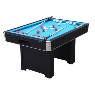Bumper Pool Tables Youll Love Wayfair - Billiards table cost