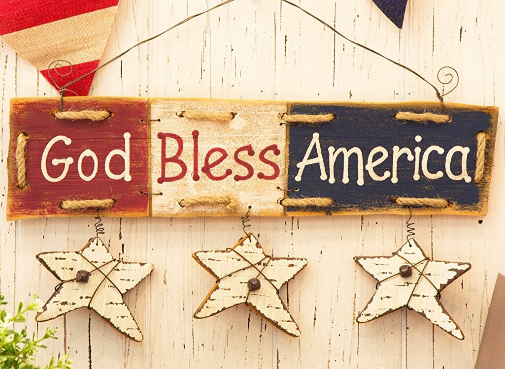 Blessed Wood Sign | Wayfair