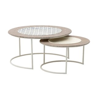 GrangeoverSands 2 Piece Coffee Table Set By Bloomsbury Market