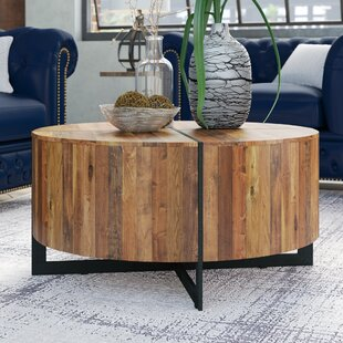 Read Reviews Reiban Coffee Table By 17 Stories