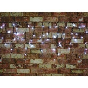 240 LED Icicle Lights By The Seasonal Aisle