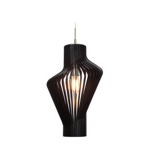 Woodbridge Lighting Canopy 1-Light Geometric Pendant