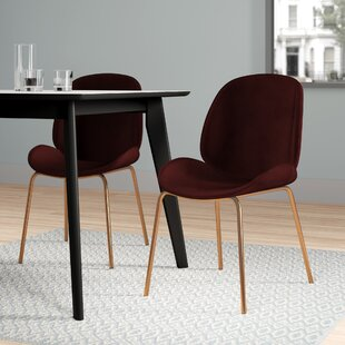 Review Lawson Upholstered Dining Chair